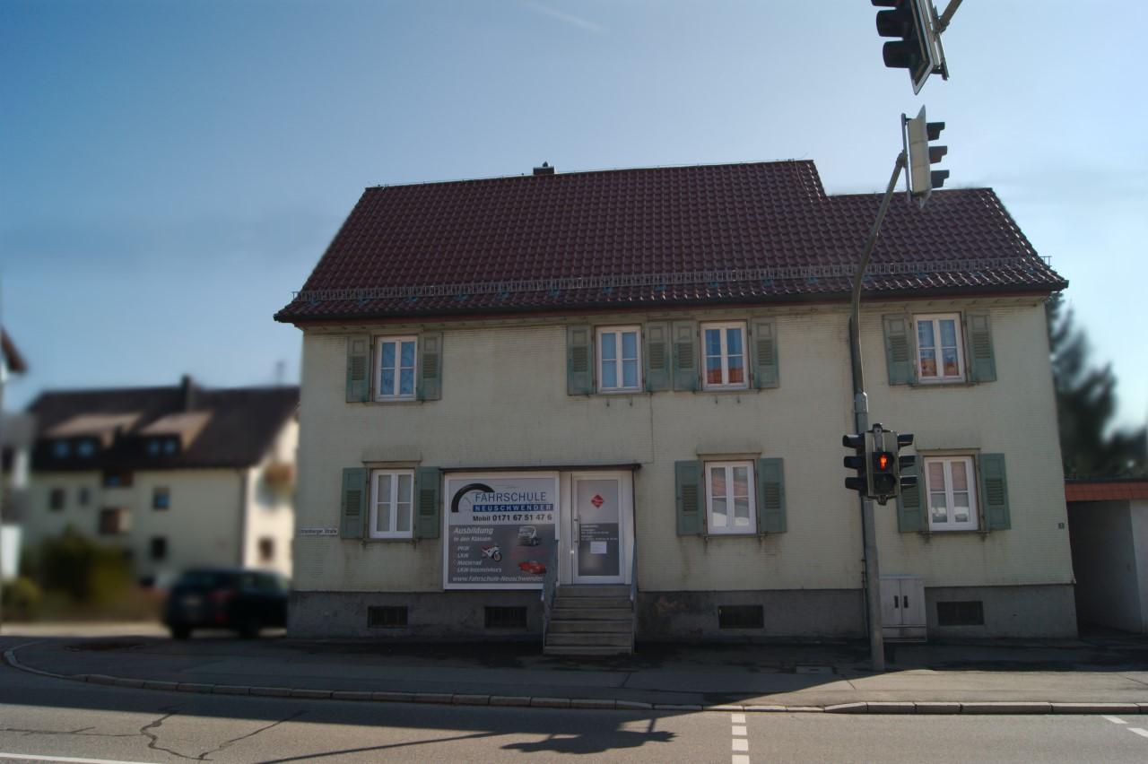Unser Standort in Bösingen