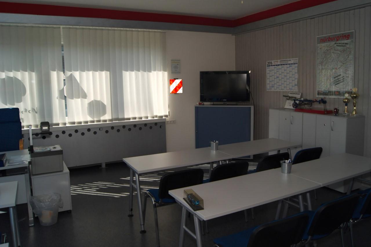 Schulungsraum in Bösingen